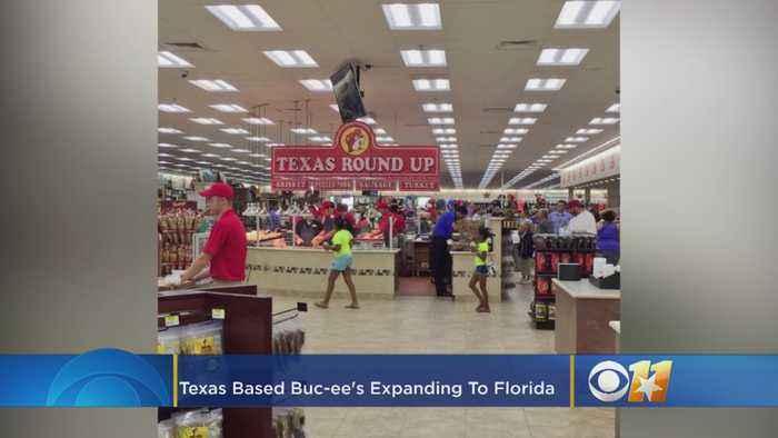 Texas-Based Buc-ee's Expanding To Florida