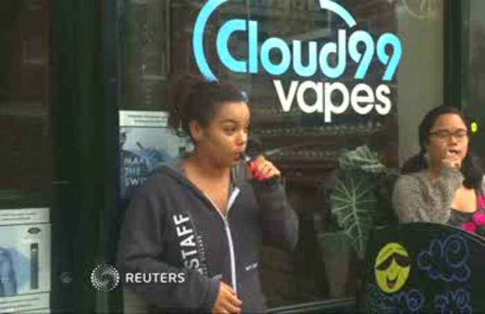 Sixth U.S. vaping-related death reported