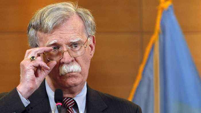 Next! Trump Says Bye Bye To Bolton