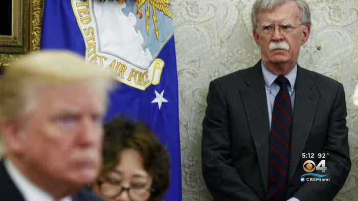 Bolton Booted: President Donald Trump Forces Out National Security Adviser