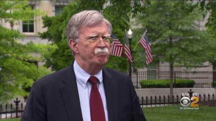 National Security Adviser John Bolton Fired