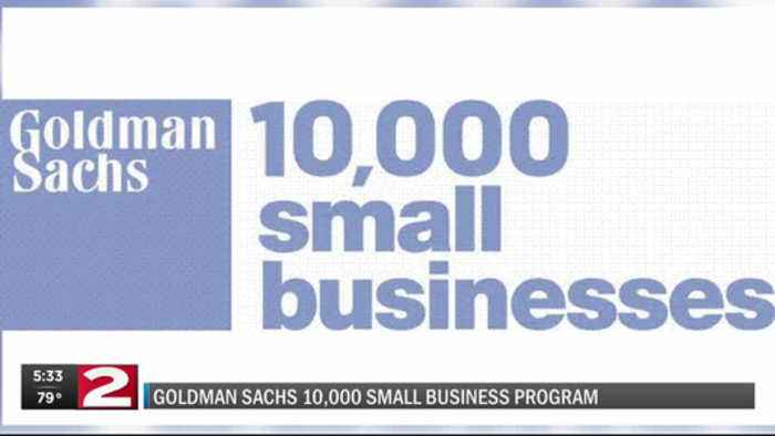 Goldman sachs program