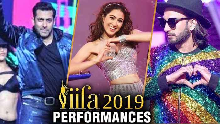 IIFA 2019 Performances: Sara Ali Khan, Salman Khan, Ranveer Singh, Vicky Kaushal