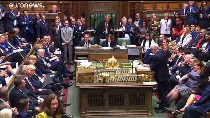 UK lawmakers threaten legal action over Brexit delay legislation