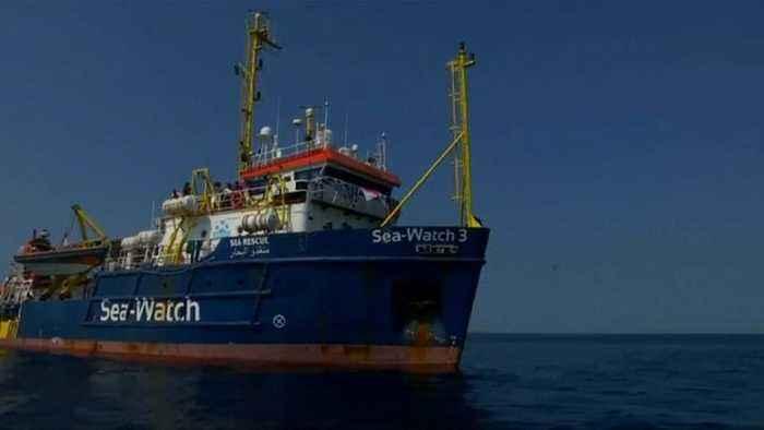 Sea-Watch captain Carola Rackete honoured for Mediterranean migrant rescue