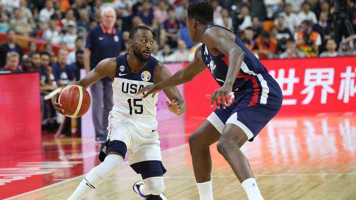 Team USA Snaps 58-Game International Tournament Win Streak in Shocking Loss to France in FIBA Quarters