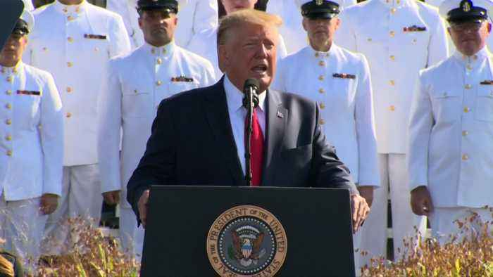 Trump recounts memories of 9/11