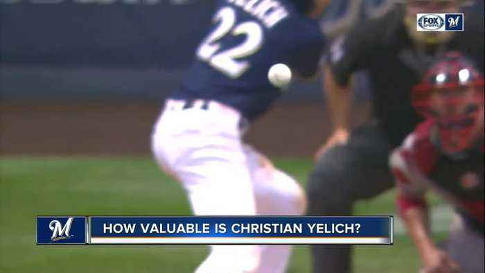 How valuable is Christian Yelich?