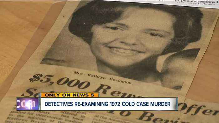 Summit County detectives taking fresh look at 1972 cold case murder of Kathy Wiltrout Bevington
