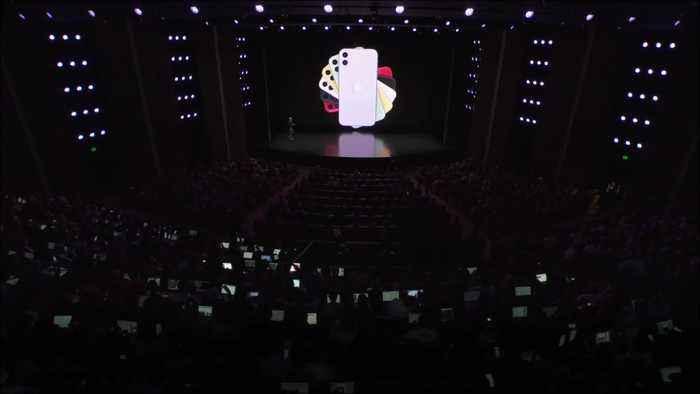 Apple reveal new iPhone 11