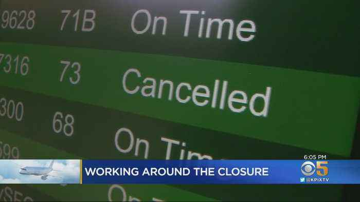 Advice For Travelers At SFO Facing Cancellations Due To Runway Repairs