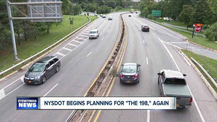 NYS Department of Transportation starting new talks over 198 redesign
