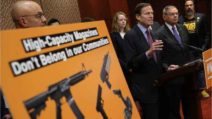 Democratic Congressmen Vote To Approve Three Measures Related To Gun Violence