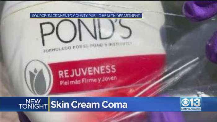 Skin Cream Causes Mercury Poisoning
