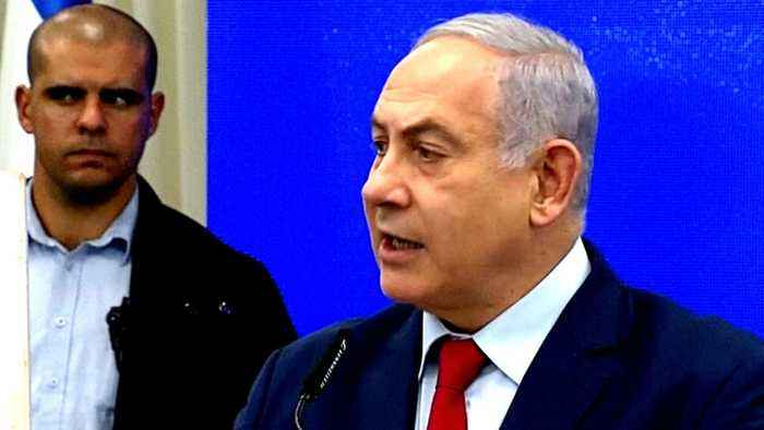 Netanyahu announces post-election plan to annex Jordan Valley