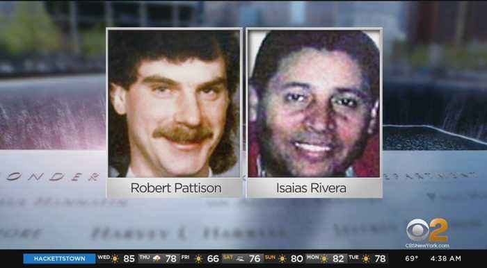 Remembering CBS Employees Lost On 9/11