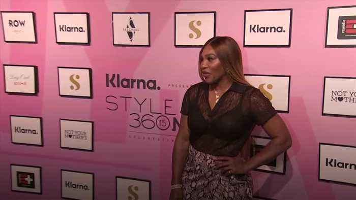 Serena Williams brings daughter on runway after inclusive fashion show