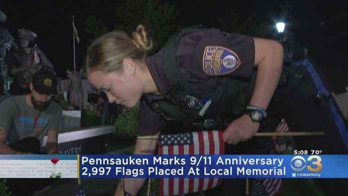 Pennsauken Marks 9/11 Anniversary