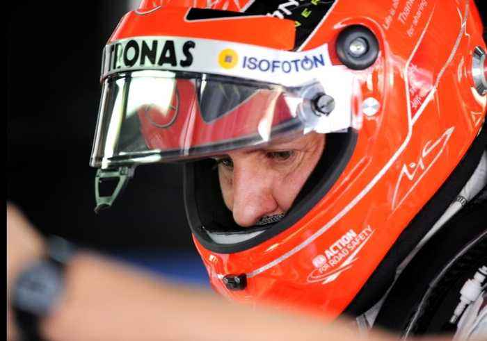 Michael Schumacher admitted to Paris hospital for 'secret treatment' - Le Parisien