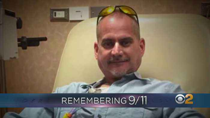 Brother Of Det. Lou Alvarez Speaks On First 9/11 Since His Death