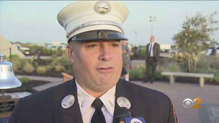 Long Island Observances Give Strength To Those Who Lost Loved One In 9/11