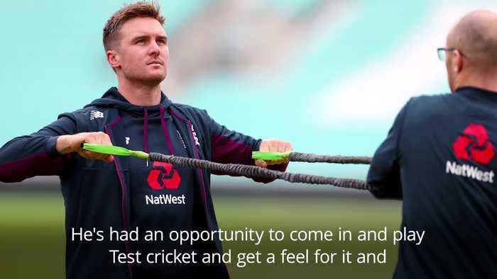 Jason Roy dropped by England for fifth and final Ashes Test