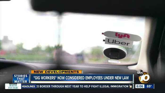 State Senate approves bill that would change 'gig economy' employment