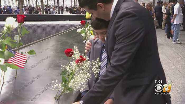 Never Forget: A Nation In Mourning, 18 Years After 9/11
