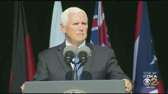 Vice President Mike Pence Honors Flight 93 Passengers, Crew