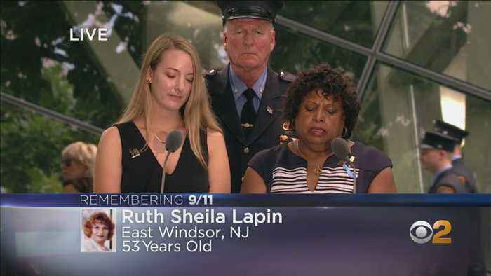Remembering 9/11: 18th Anniversary Memorial Ceremony, Part 2