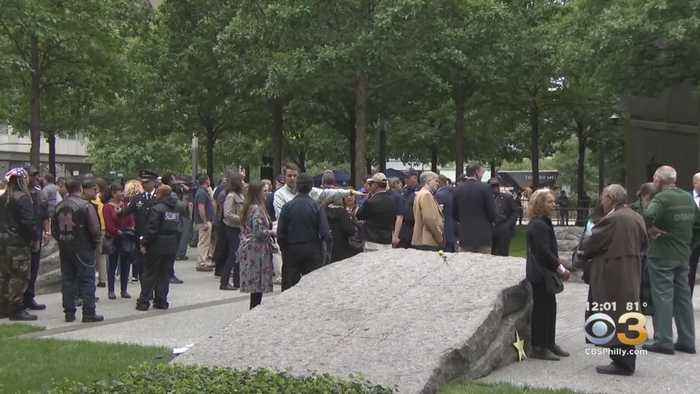US Commemorates 18th Anniversary Of 9/11