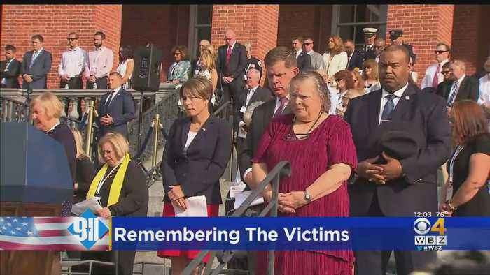 9/11 Victims Remembered On 18th Anniversary Of Terror Attacks