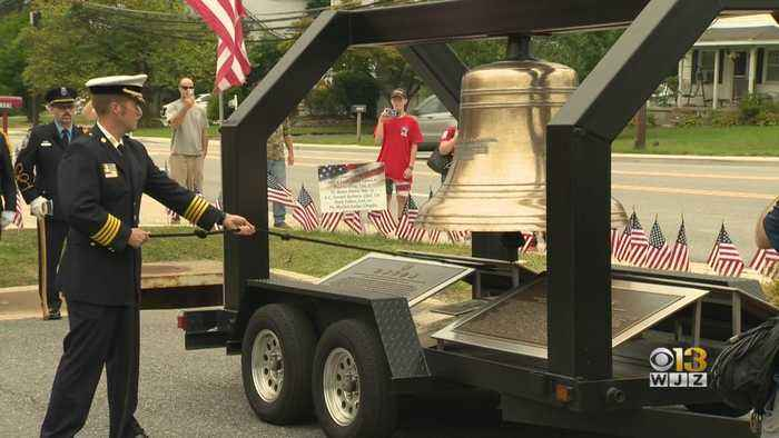Marylanders Remember 9/11 Victims In Ceremonies Across The State