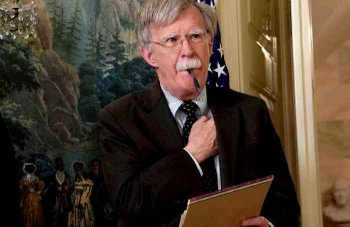 What Iran thinks of Bolton's resignation