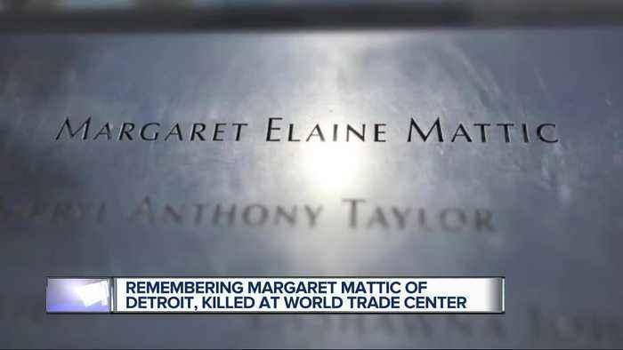 Remembering Detroit's Margaret Mattic, killed at World Trade Center
