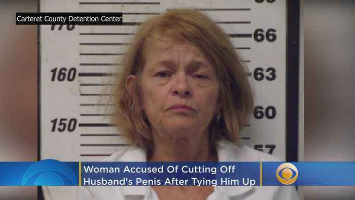Woman Accused Of Cutting Off Husband's Penis After Tying Him Up