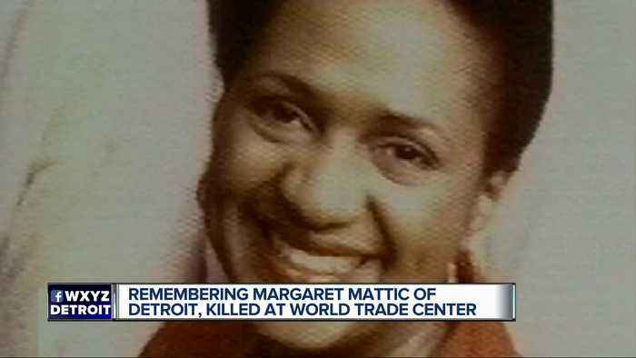Remembering Margaret Mattic, a Detroit woman who was killed at the World Trade Center on September 11