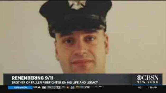 Remembering 9/11 Hero Stephen Siller