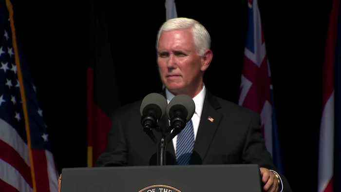 Vice President Mike Pence Among Speakers At 9/11 Memorial In Shanksville, PA