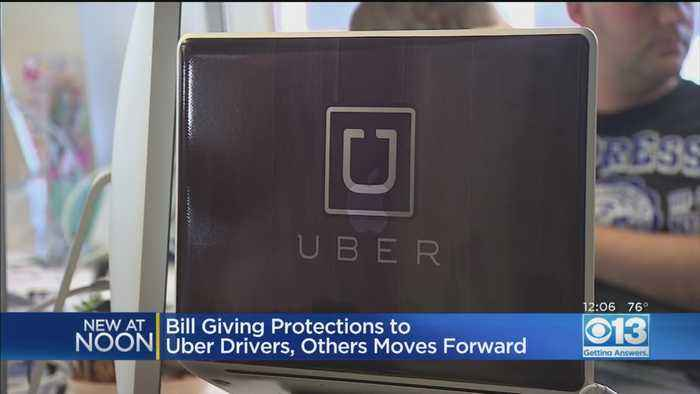 California Close To Passing Protections For Rideshare Drivers