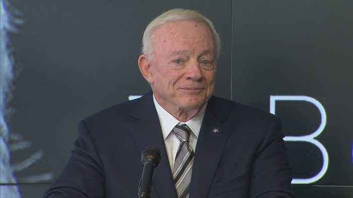 Jerry Jones On Death Of T. Boone Pickens 'He Had A Lot Of Romo In Him'