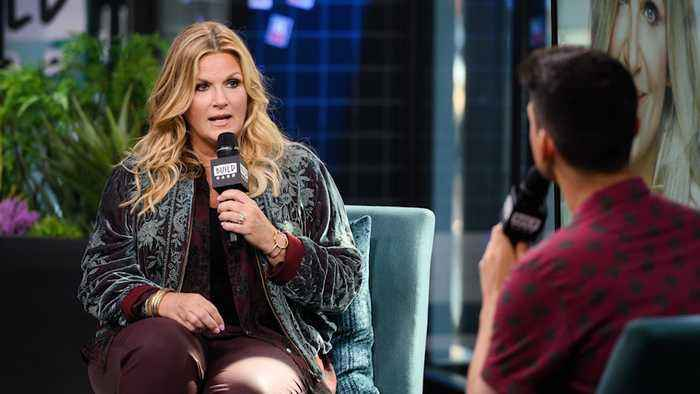 Trisha Yearwood Can't Imagine A World Where She's Not Performing
