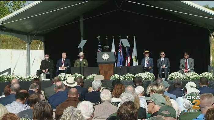9/11 Anniversary, Flight 93 In Somerset County