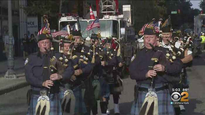 New Jersey Marks The Anniversary Of 9/11