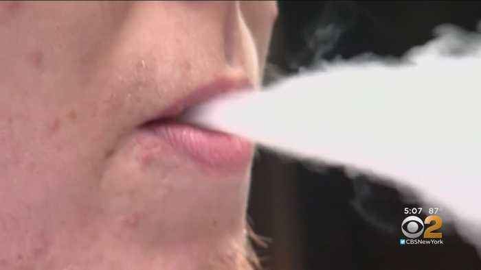 Federal Government Plans To Stop Children From Vaping
