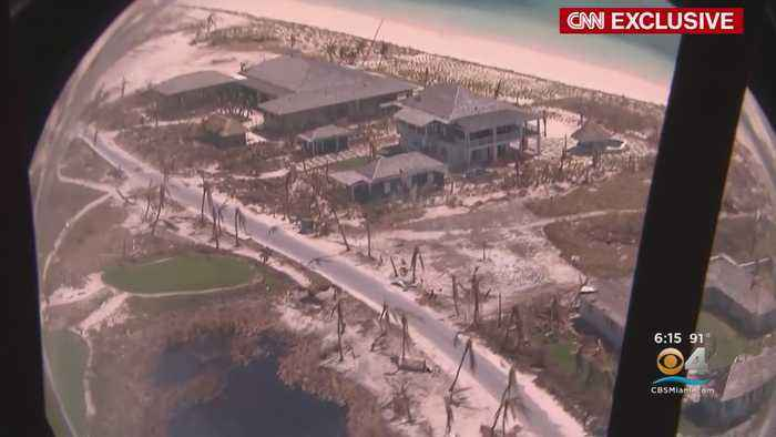 Great Guana Cay Scarred By Hurricane Dorian
