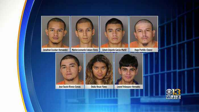 More Suspects Charged In MS-13-Linked Murder In Towson