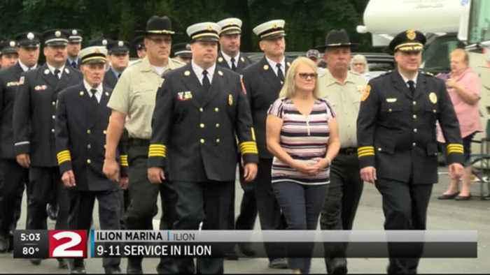 9/11 Ceremony in Ilion