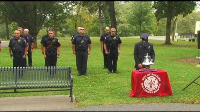 Berks remembers 9/11 in reflection, action