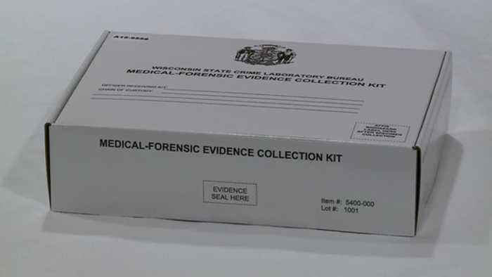 Health, law enforcement officials concerned about at-home sexual assault kits